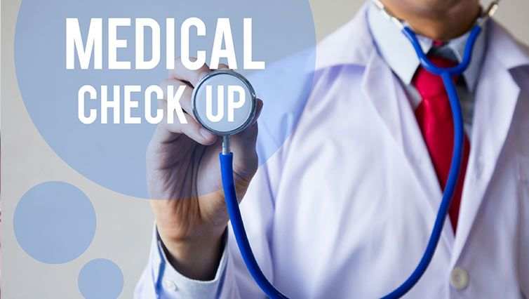 Full checkup package